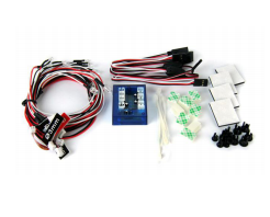 LED Lighting Kit for Cars and Trucks 1/10th Scale and Smaller
