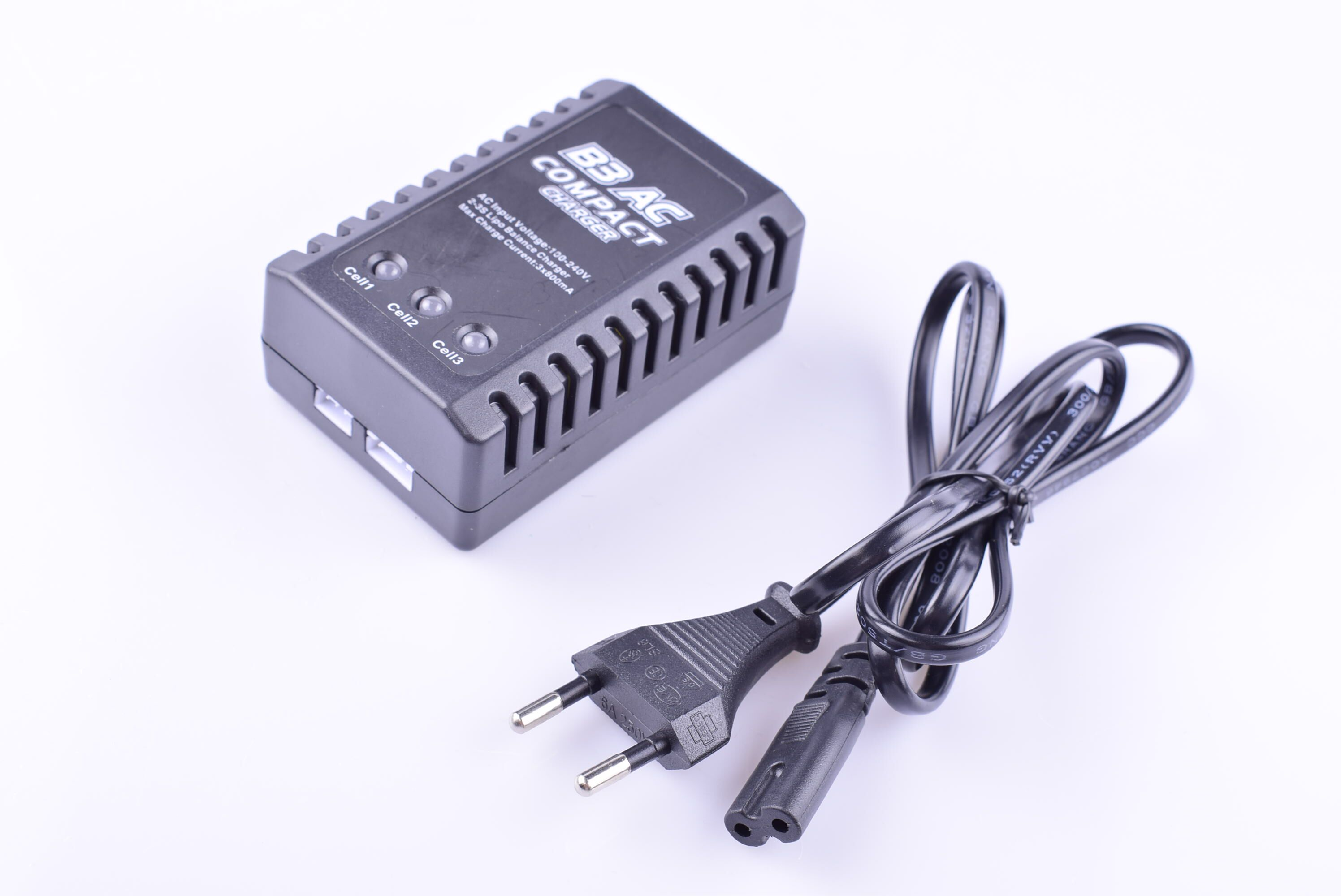 B3AC  Charger for all  lipo li-ion battery